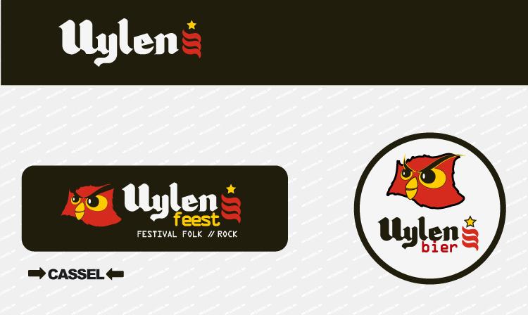logotype, badge, flyer