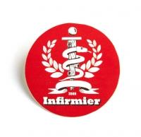 Logotype pour le diplome infirmier